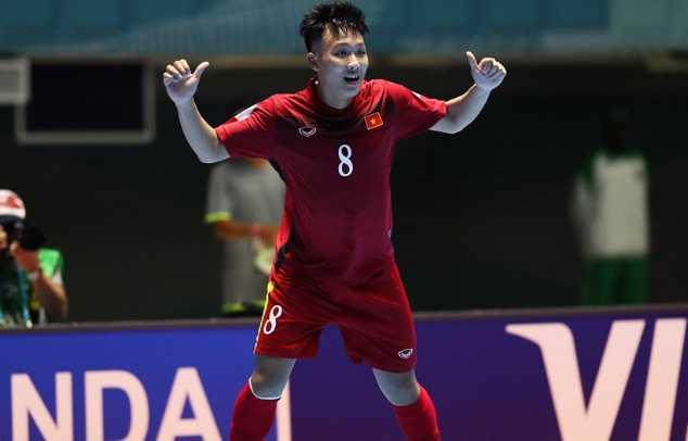 Việt Nam win opening match of regional futsal championship