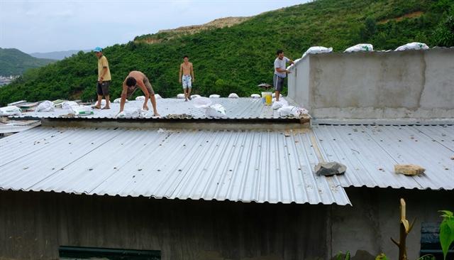 Typhoon Matmo to make landfall from Quảng Ngãi to Khánh Hòa