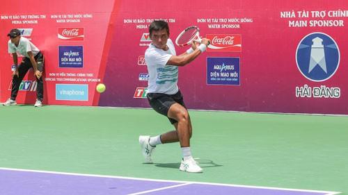 Nam enters quarter-finals of ITF tournament