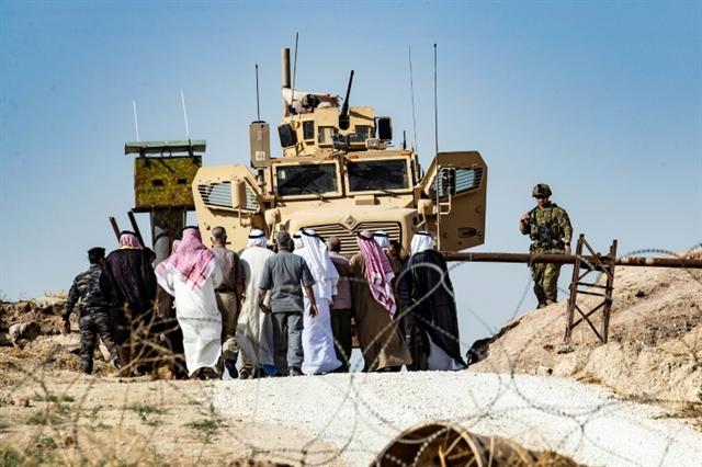 Turkey launches assault on Syrian Kurds