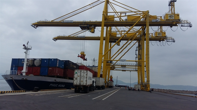 Liên Chiểu Port to play key role for a sustainable Đà Nẵng