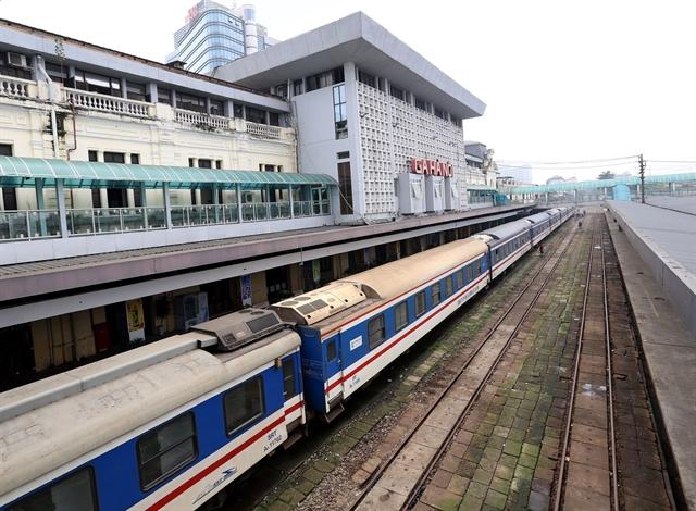 Vietnam Railways toupgrade infrastructure