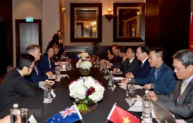 VN New Zealand seek to boost comprehensive partnership