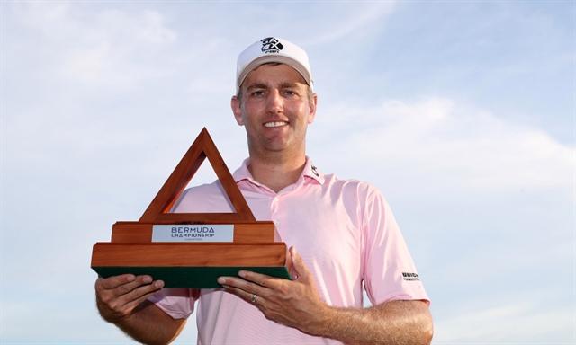Todd wins in Bermuda with final round birdie blitz