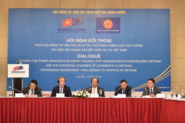 Việt Nam-EU dialogue discusses challenges to doing business in Việt Nam