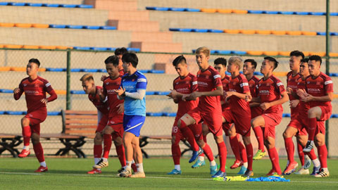 Việt Nam U23s to play Bahrain in friendly ahead ofAsian champs