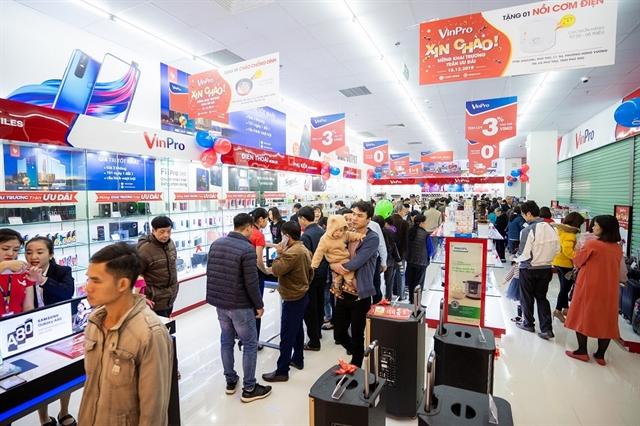Vingroup quits retailing to drive tech industrial development