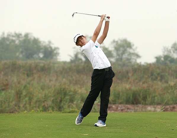 Anh future star of Việt Nams professional golf