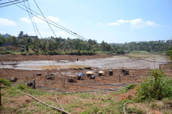 El Nino wrath cause of concern for Tây Nguyên