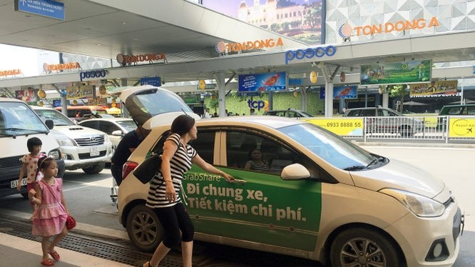 Change could be on the way for Grab
