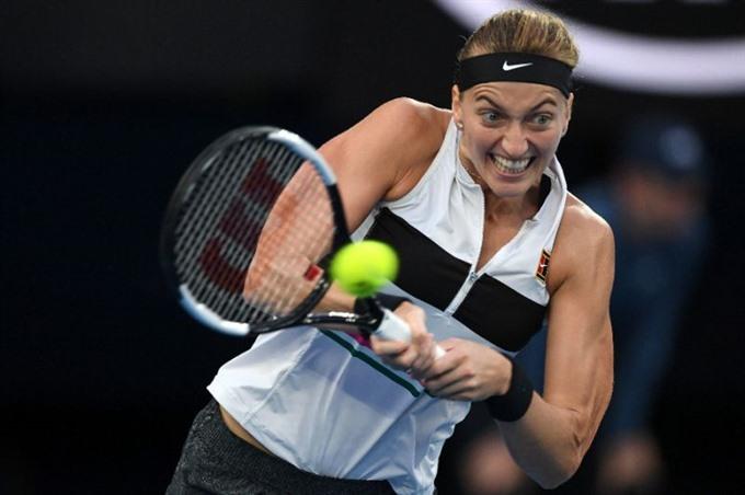Hat-trick chasing Svitolina joins Halep Kvitova in Dubai quarters