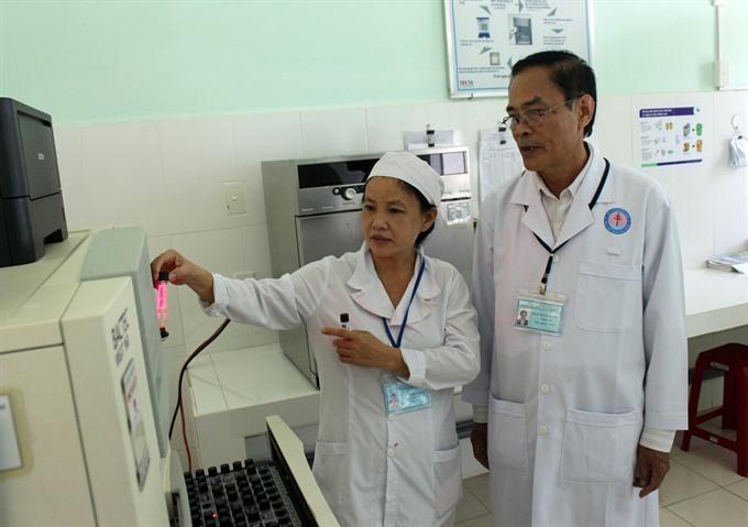 Doctor breaths life into hospital