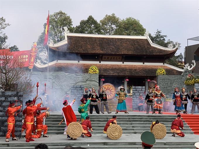 Ngọc Hồi-Đống Đa victory celebrated in Hà Nội