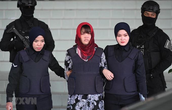 Govt asks Malaysia to ensure fair trial for Vietnamese citizen