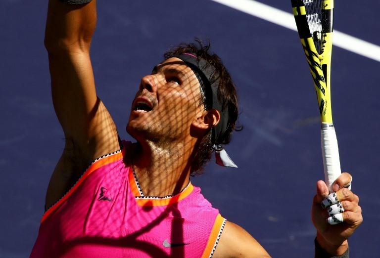 Federer Nadal steam into Indian Wells quarter-finals