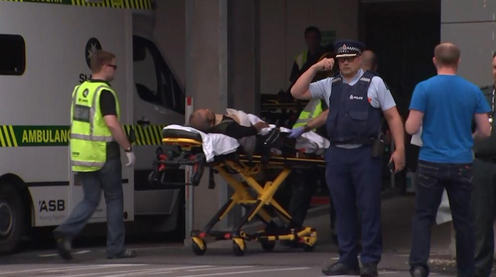 40 dead in New Zealand mosque shootings