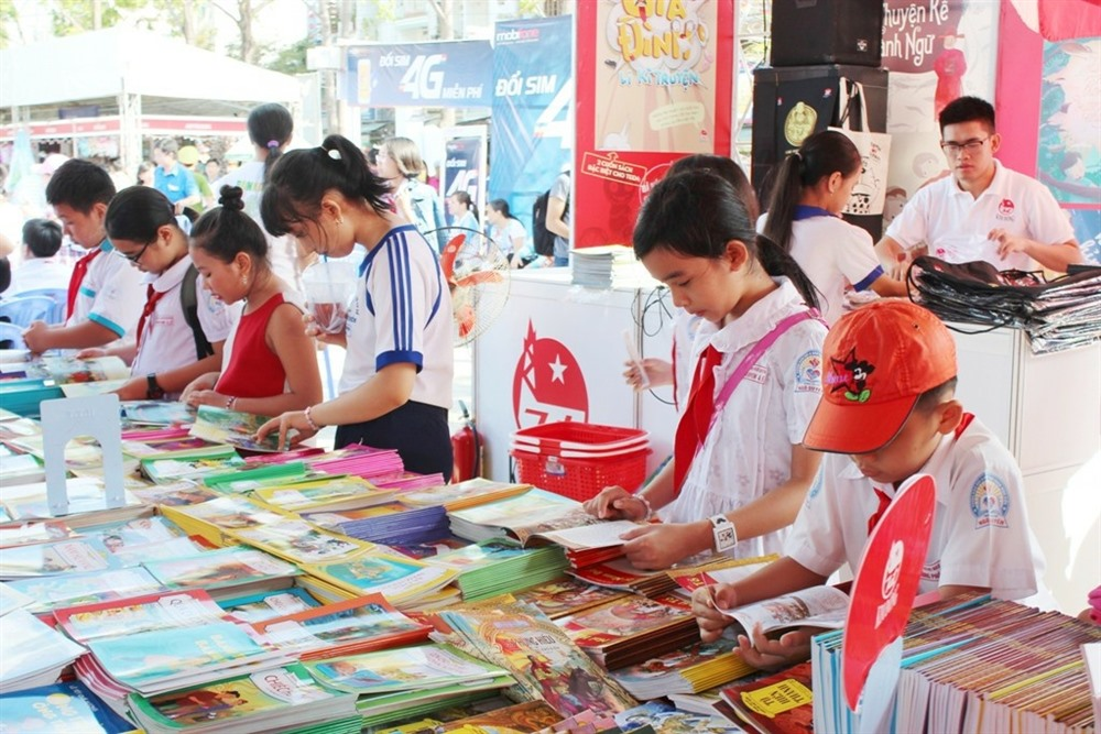 Cần Thơ to host book expo late this month