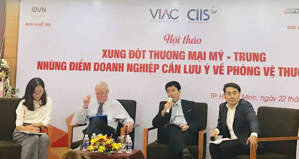 Vietnamese companies urged to prepare for impacts of US-China trade spat