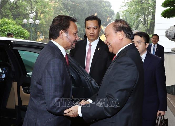 PM Phúc stresses significance of Việt Nam-Brunei comprehensive partnership
