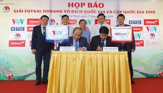 National Futsal HDBank Championships kick off