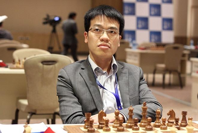 Liêm advances at Spring Chess Classic
