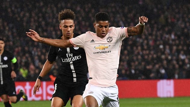 Last-gasp Rashford penalty sends Man Utd into last eight at expense of stunned
