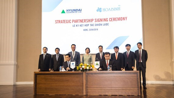 Vietnamese RoK firms set up strategic partnership