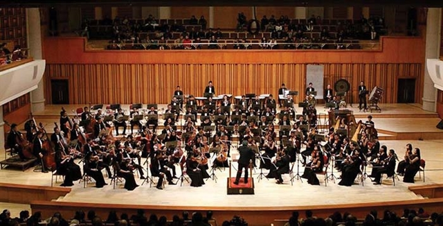 Symphony concert featuring German artists comes to Hà Nội Opera House
