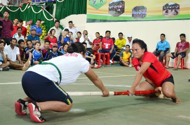Đắk Lắk triumph in National Sports Festival for Ethnic Minorities