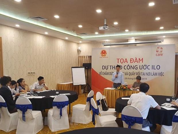 Việt Nam joins international efforts on ending violence and harassment at workplace