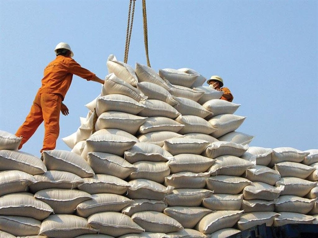 VN looks to export more rice to China