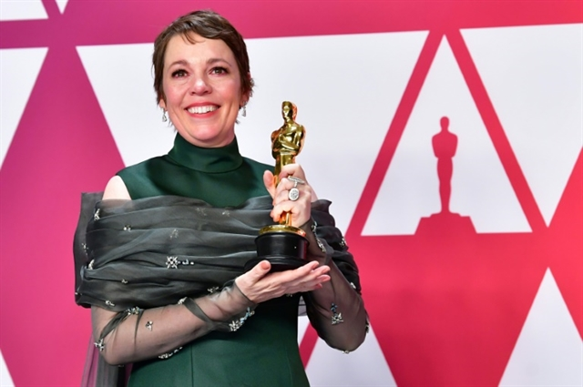 Queen honours The Crown actress Olivia Colman