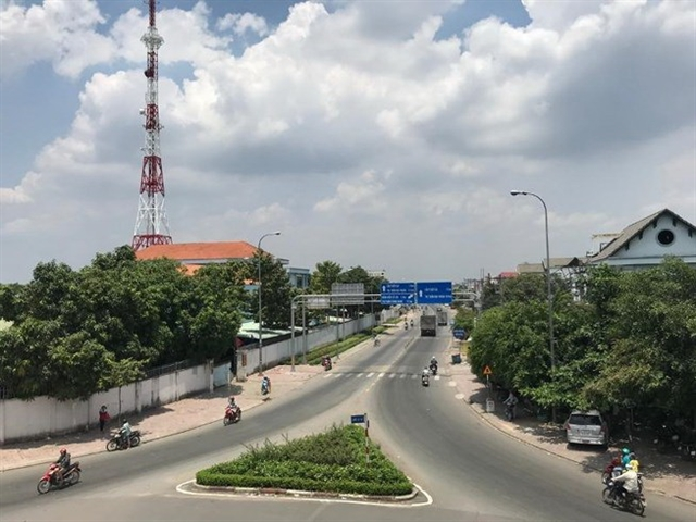 Provincial Road No 8 to Đông Nam IP to be upgraded