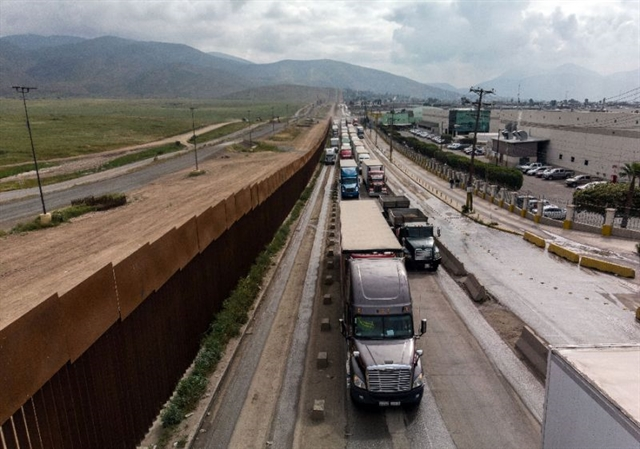 Trump steps up attacks on Mexico tariff threat called deadly serious
