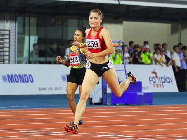 Lan champions at AsianGrand PrixSeries