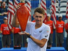 De Minaur dominates Fritz to lift Atlanta ATP title