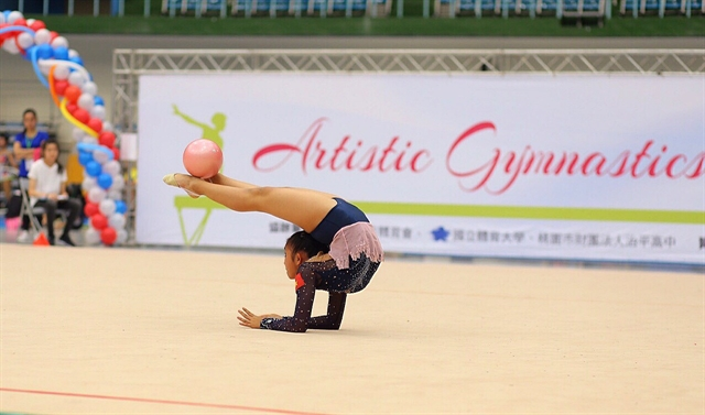 National Artistic Gymnastics Championships come to HCM City
