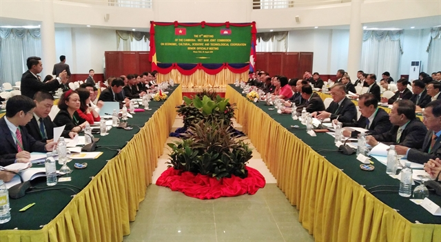 Việt Nam Cambodia seek ways to step up bilateral ties
