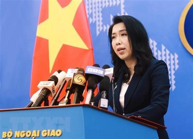 China requested to withdraw all ships from Việt Nams EEZ