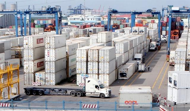 VNs logistics firms remain small despite potential
