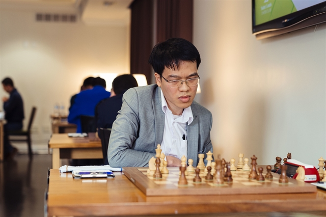 Liêm draws with Artemiev in FIDE World Cup