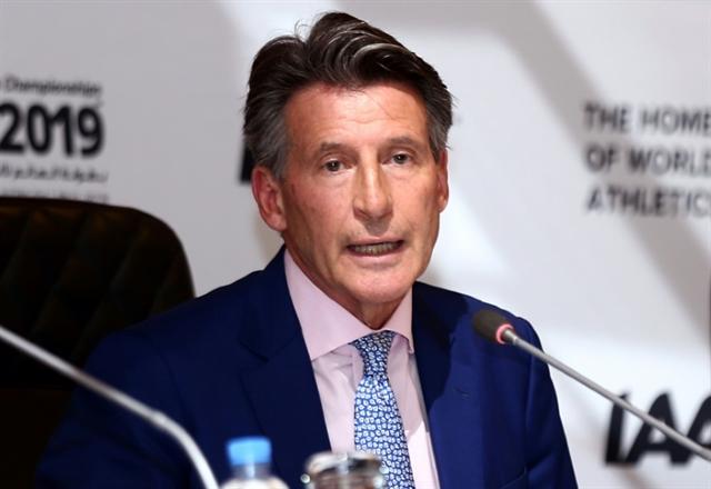 IAAF chief Coe confirms knowledge of German medias Kenya doping claims