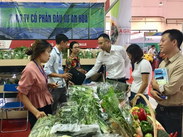 Hà Nội hosts intl agriculture trade fair