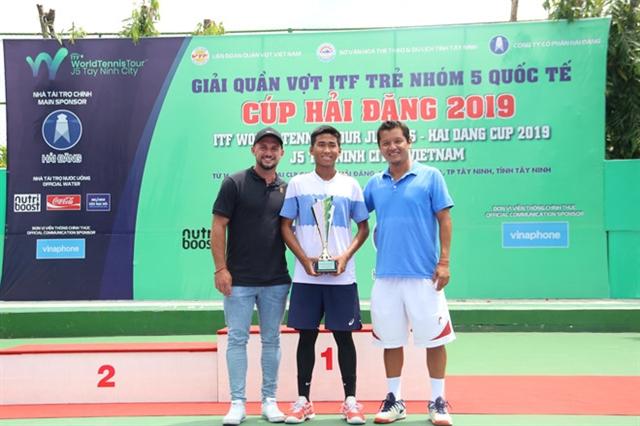Ivan Miranda to coach Vietnamese male tennis team