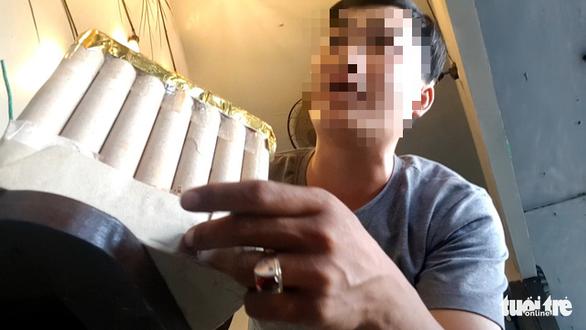 Market Watch target illegal online firework trading over Tết