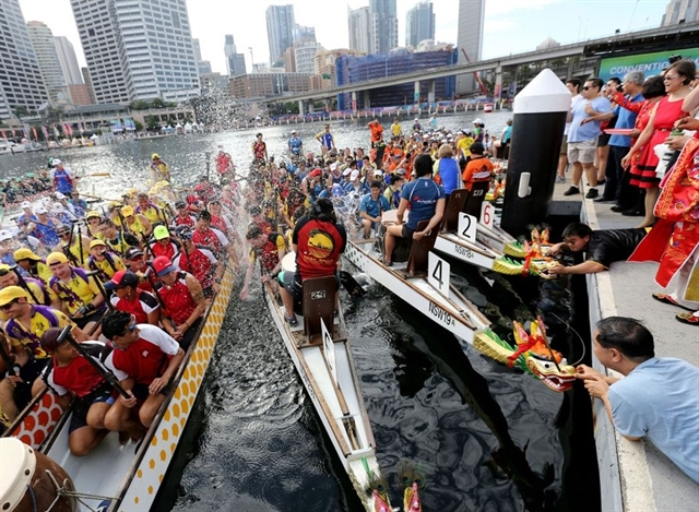 Lunar New Year festival to be held in Sydney
