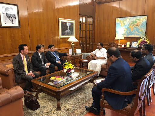 Viet Nam India seek to bolster bilateral investment trade