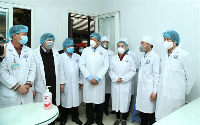 Vĩnh Phúc strictly supervises coronavirus patients