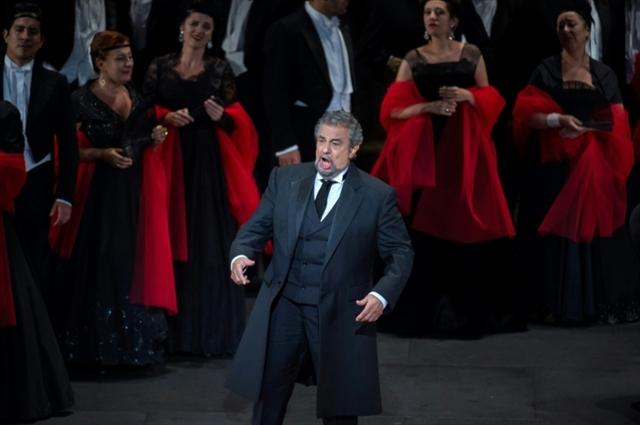 Placido Domingo concert in Paris cancelled