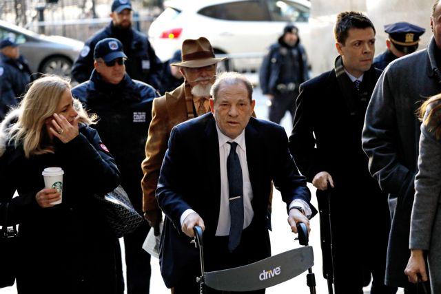 Hollywood rapist Harvey Weinstein jailed for 23 years